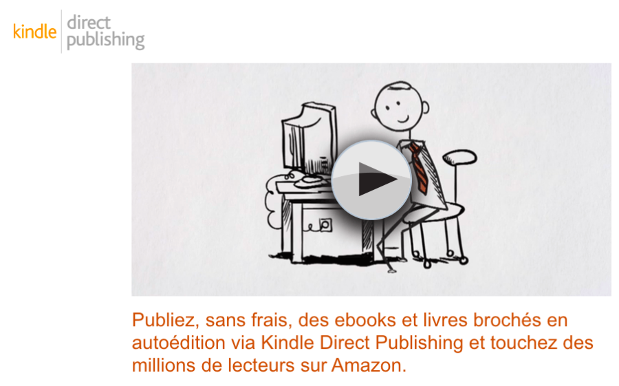 Amazon Direct Publishing autopublication